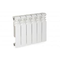 Секционный алюминиевый радиатор Global Iseo 350 \ 08 cекций \ Глобал Исео