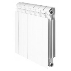 Секционный алюминиевый радиатор Global VOX EXTRA 350 \ 08 cекции \ Глобал Вокс экстра