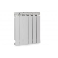 Секционный биметаллический радиатор Global Style Extra 500 \ 05 cекций \ Глобал Стайл Экстра
