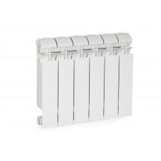 Секционный биметаллический радиатор Global Style Plus 350 \ 06 cекций \ Глобал Стайл Плюс