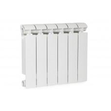 Секционный биметаллический радиатор Global Style Extra 350 \ 05 cекций \ Глобал Стайл Экстра