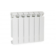 Секционный биметаллический радиатор Global Style Extra 350 \ 04 cекции \ Глобал Стайл Экстра